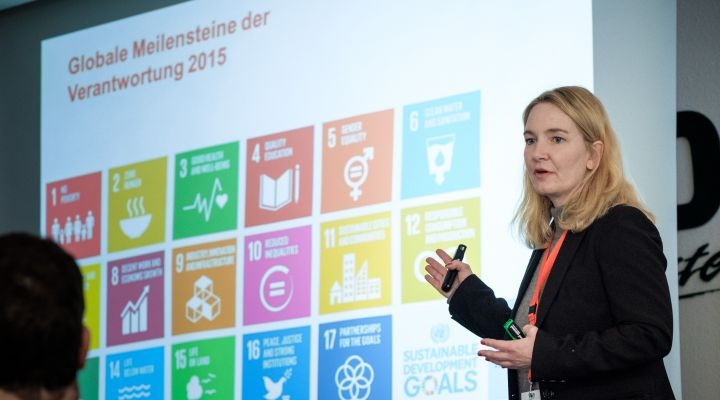 WVEB-Workshop Herausforderunf Nachhaltigkeit