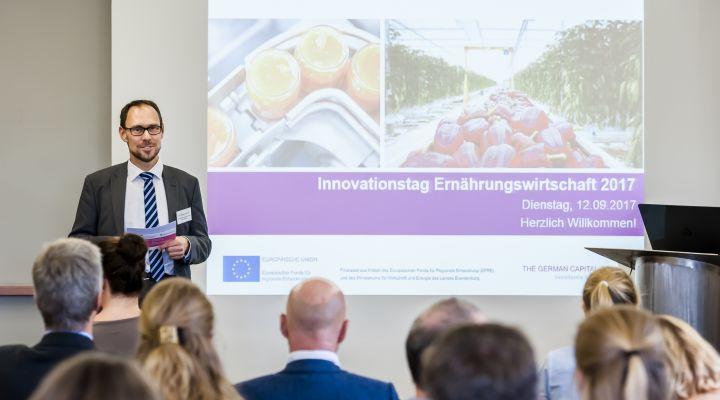 Innovationstag Ernährungswirtschaft