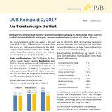 UVB Kompakt: Außenhandel