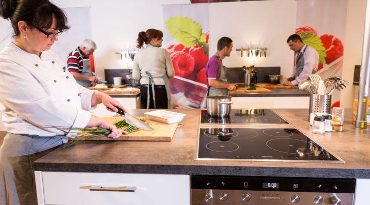 Die Kochwerkstatt