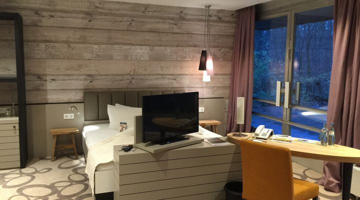 Blick in ein RelaxPlus-Zimmer
