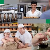 Titel WVEB-Berufeatlas Ernährungsindustrie