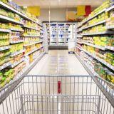 Lebensmittel-Einkauf