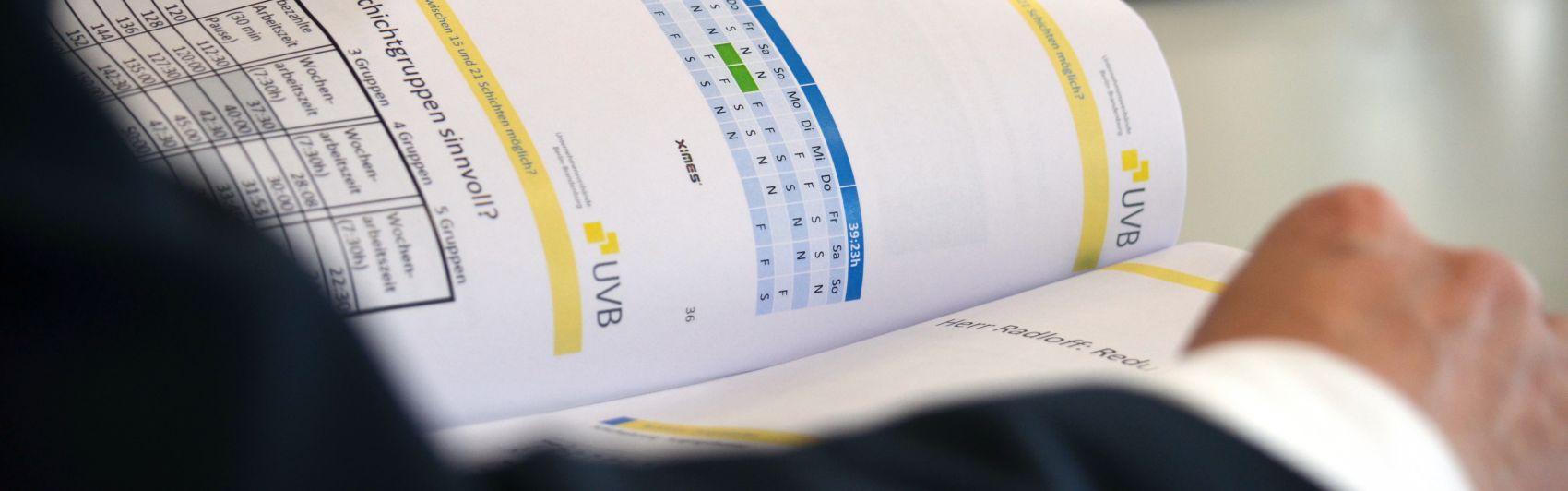 Praxisforum Schichtplangestaltung