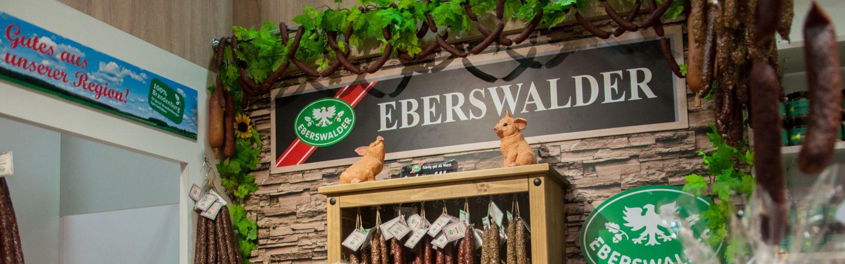 Grüne Woche; IGW; Eberswalder Wurst