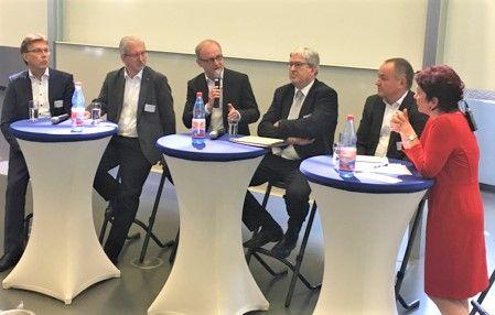 Industriekonferenz 2019, Podiumsdiskussion, Sven Weickert